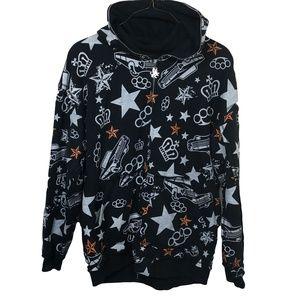 Other - Blac Label Mens Hoodie Sweatshirt XL Street Wear